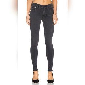 Rag & bone Jeans premier leggings charcoal 27